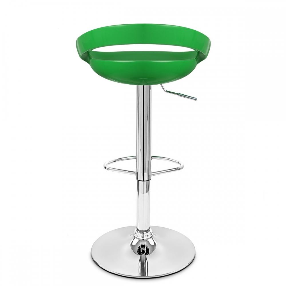 Bar Crescent Chaise Abs De Chrome rodeBCx