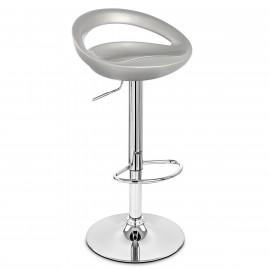 Chaise de Bar ABS Chrome - Crescent