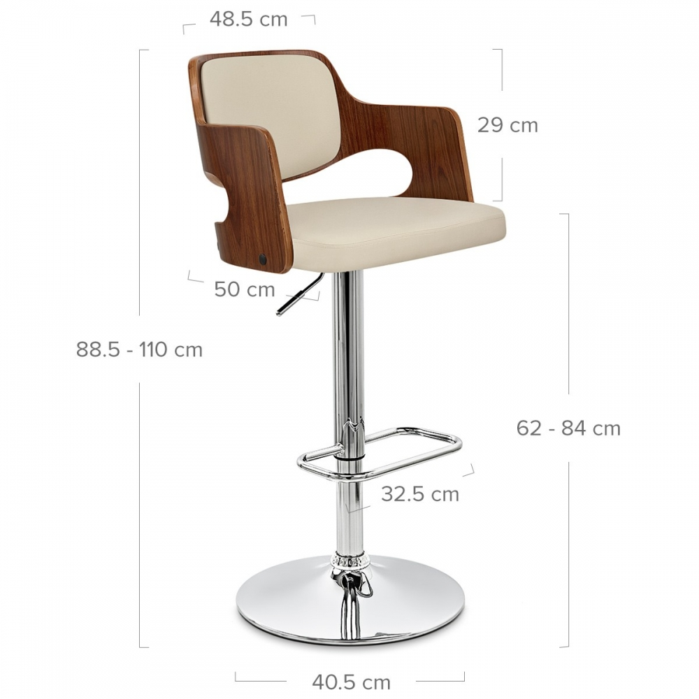 Tabouret De Bar Amazon.Chaise De Bar Bois Chrome Amazon