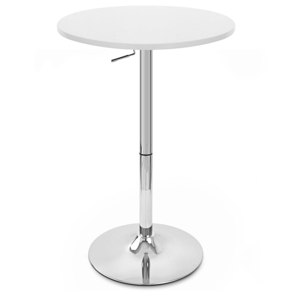 Table de Bar Chrome - Ambassador