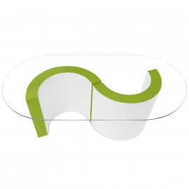 Table Basse Verre - Apollo