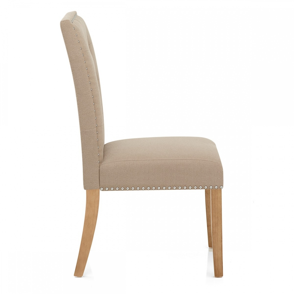 chaise arlington en tissu et bois monde du tabouret. Black Bedroom Furniture Sets. Home Design Ideas