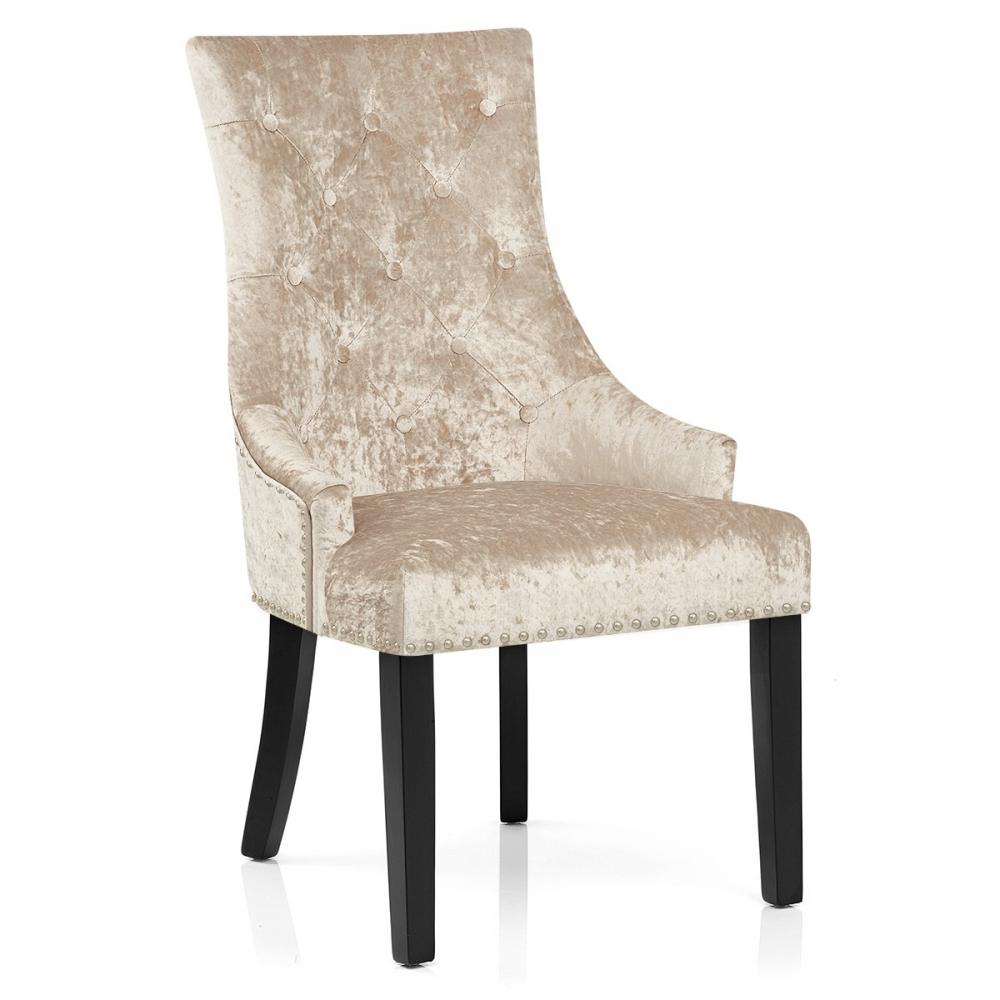 ascot chaise velours et bois monde du tabouret. Black Bedroom Furniture Sets. Home Design Ideas