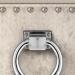 Chaise Chêne Velours - Ascot Creme