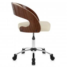 Chaise de Bureau Bois - Evergreen