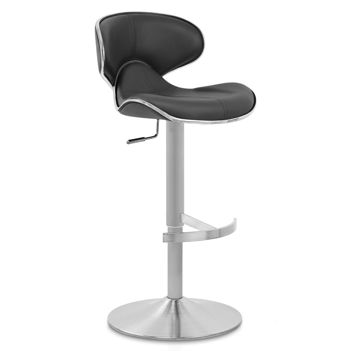 6e035695261 Chaise de bar Félix Deluxe - Monde Du Tabouret