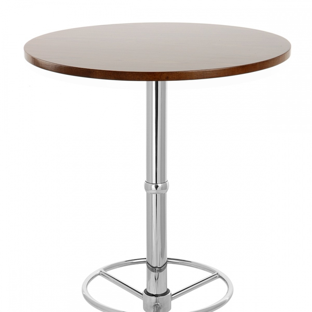 table de bar dial ronde monde du tabouret. Black Bedroom Furniture Sets. Home Design Ideas