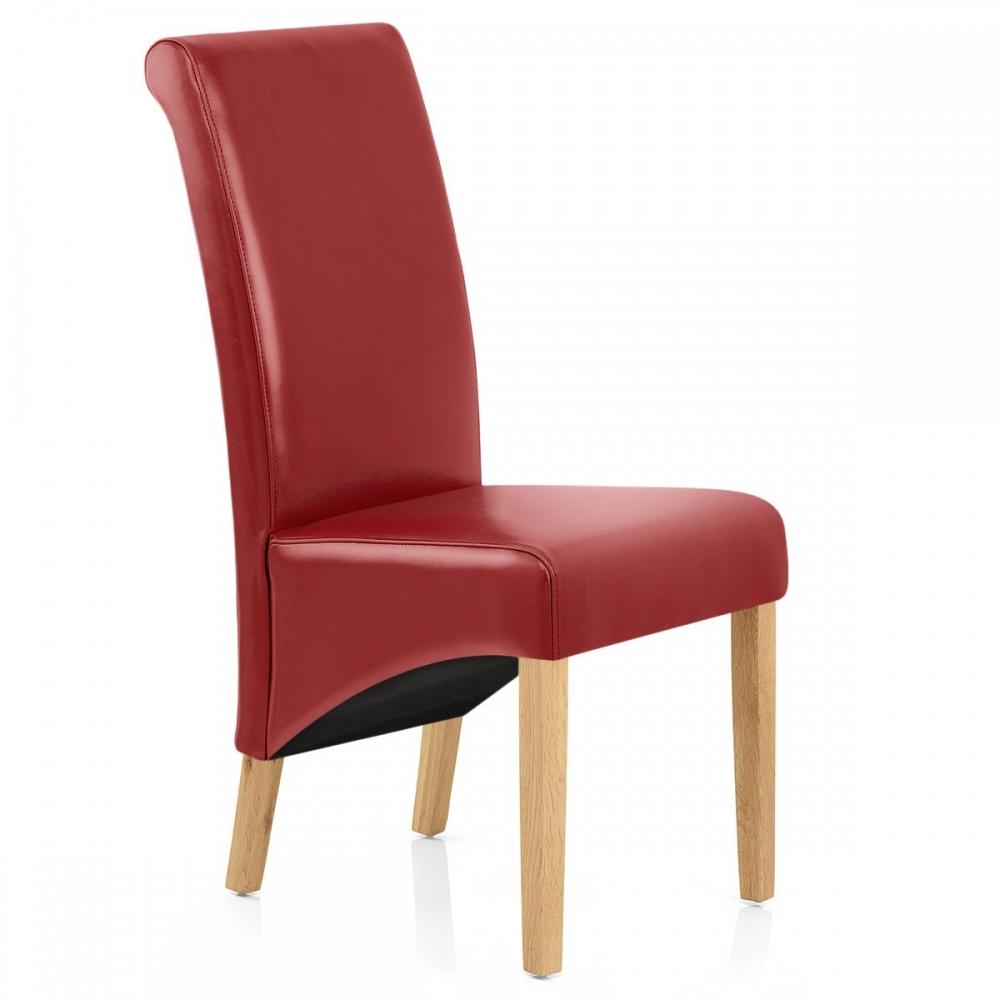 chaise bois cuir cro t carlo ch ne monde du tabouret. Black Bedroom Furniture Sets. Home Design Ideas