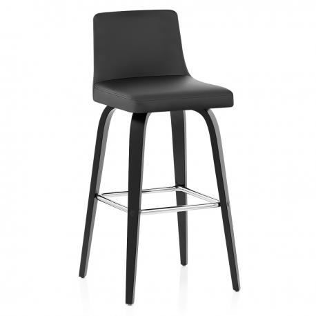tabouret simili cuir charlotte monde du tabouret. Black Bedroom Furniture Sets. Home Design Ideas