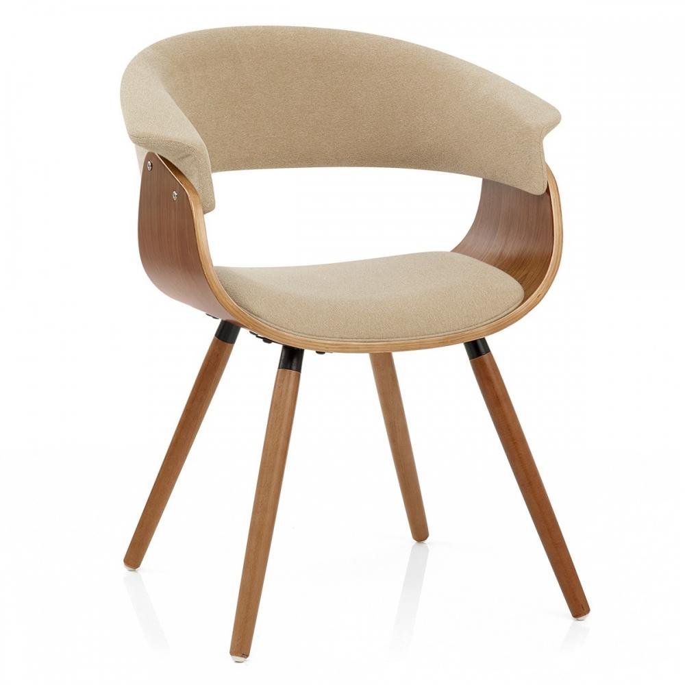chaise bois tissu grafton - monde du tabouret