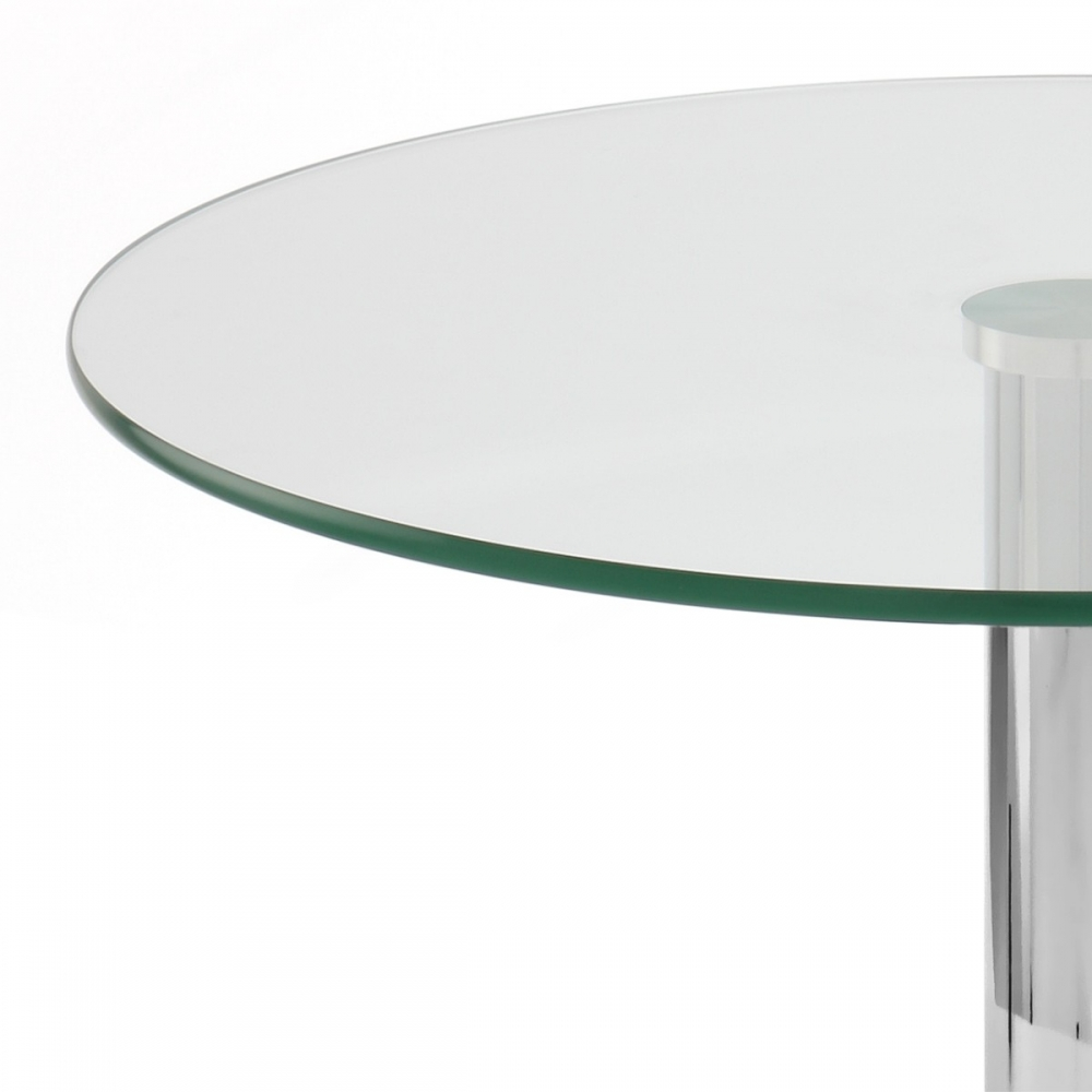 Table basse en verre glacier monde du tabouret - Table basse verre but ...