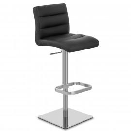 chaise de bar cuir v ritable monde du tabouret monde du tabouret. Black Bedroom Furniture Sets. Home Design Ideas