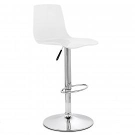 Chaise de Bar Plastique Chrome - Odyssey