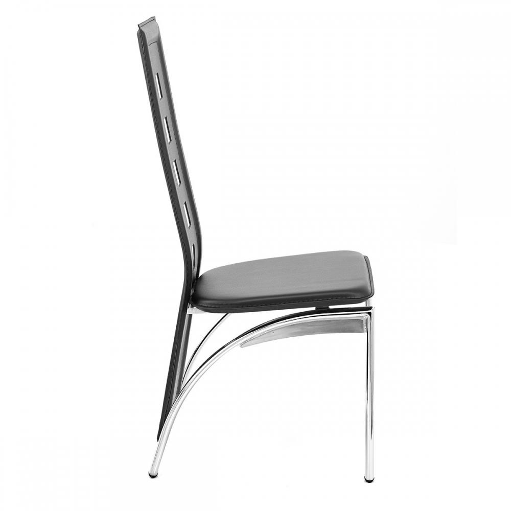 chaise faux cuir piano monde du tabouret. Black Bedroom Furniture Sets. Home Design Ideas