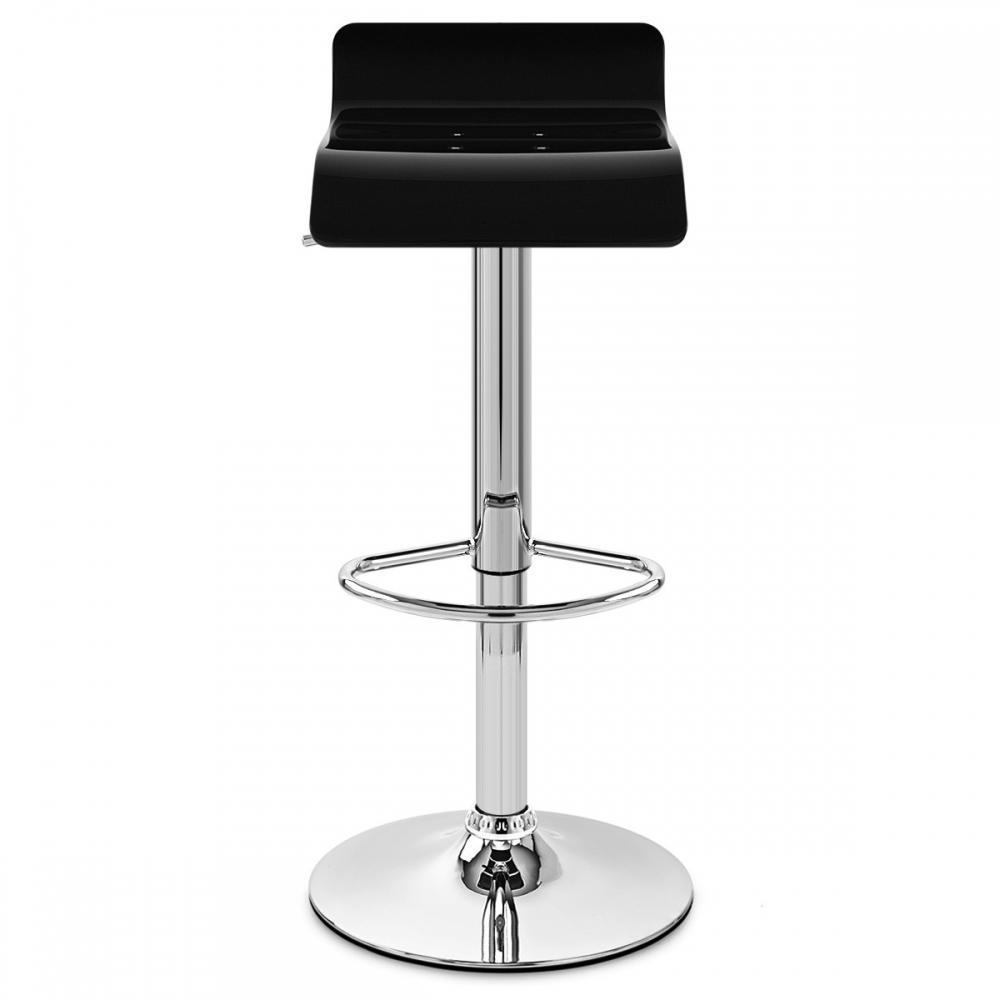 chaise de bar plastique shimmer monde du tabouret. Black Bedroom Furniture Sets. Home Design Ideas