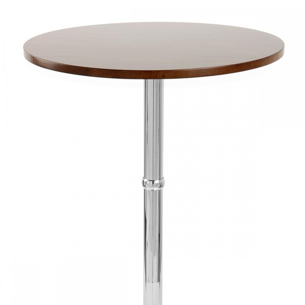 Table de bar sovereign ronde monde du tabouret - Table de bar ronde ...