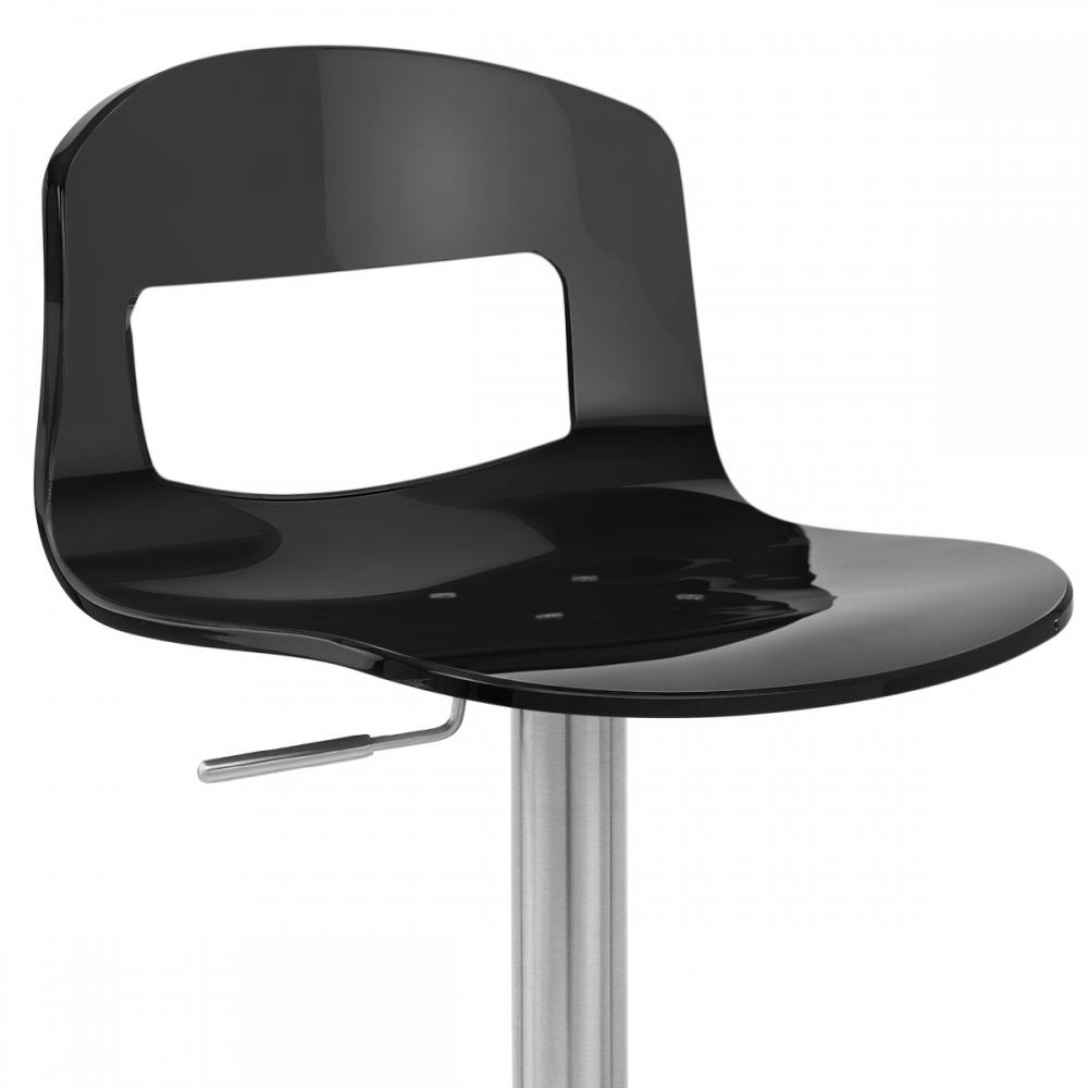 tabouret de bar stardust plastique monde du tabouret. Black Bedroom Furniture Sets. Home Design Ideas
