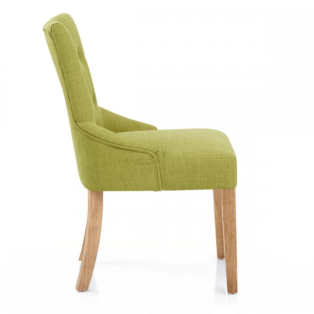 Chaise en tissu et bois verdi monde du tabouret - Chaise tissu et bois ...