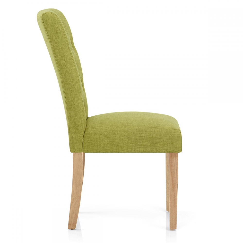 chaise tissu avec pieds bois vigo monde du tabouret. Black Bedroom Furniture Sets. Home Design Ideas
