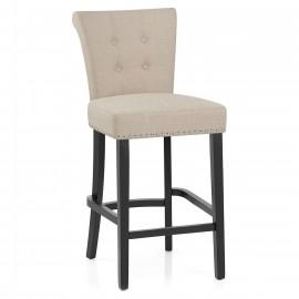 Chaise de Bar Tissu - Buckingham