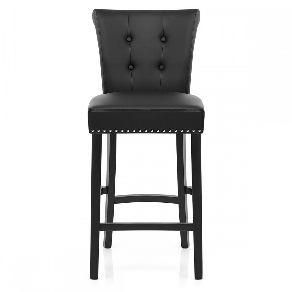 chaise de bar cuir