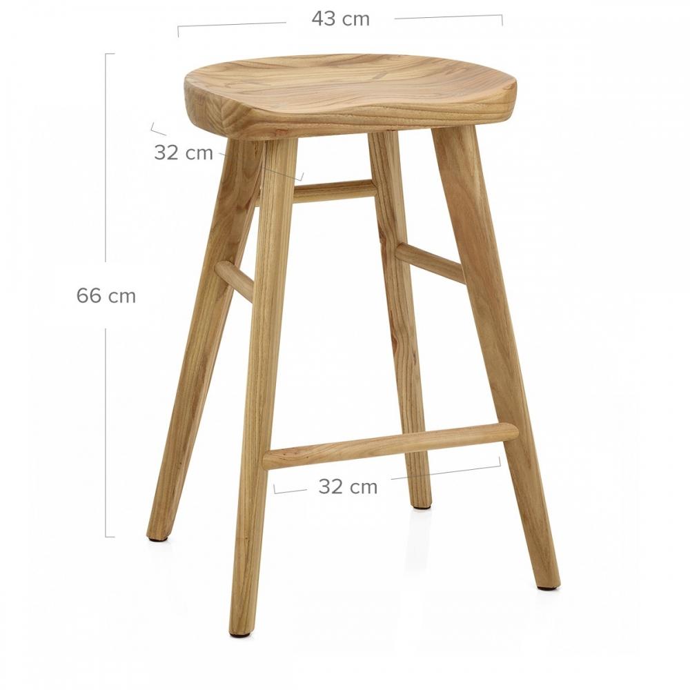 chaise de bar en bois jin monde du tabouret. Black Bedroom Furniture Sets. Home Design Ideas