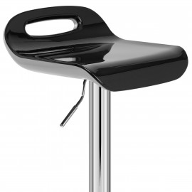 Chaise de Bar ABS - Soda Noir
