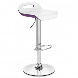 Chaise de Bar ABS - Soda Blanc