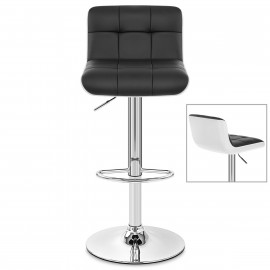 Chaise de bar Chrome - Tao