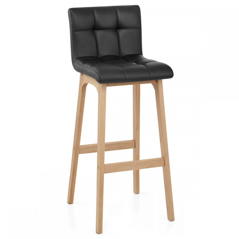 tabouret de bar bois cove monde du tabouret. Black Bedroom Furniture Sets. Home Design Ideas