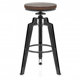 Tabouret de bar Métal - Trio Antique