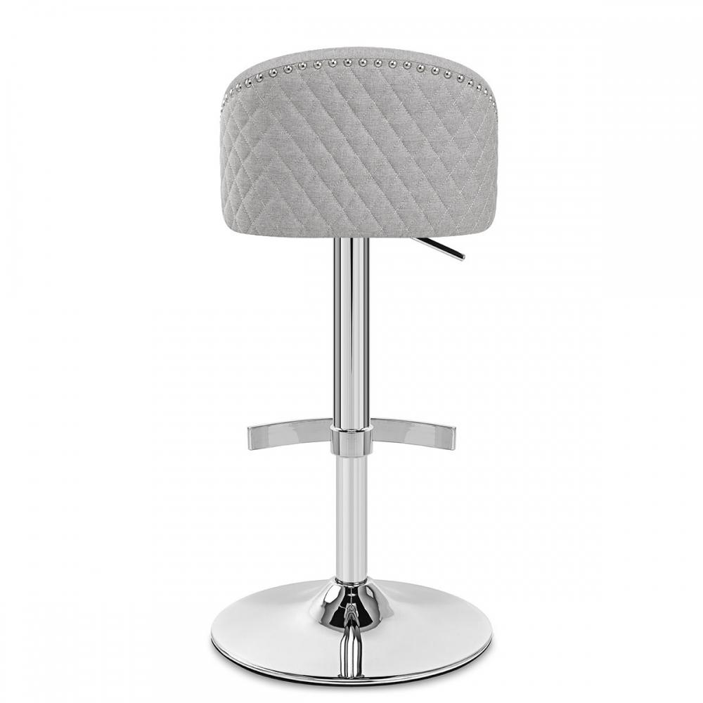 chaise de bar tissu boutique monde du tabouret. Black Bedroom Furniture Sets. Home Design Ideas
