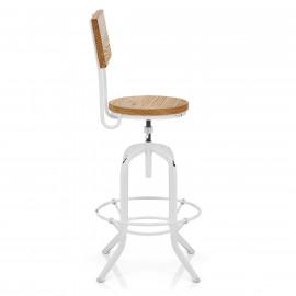 Chaise de bar Métal - Lathe
