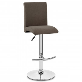 Chaise de Bar Tissu - Deluxe High Back Offres Spéciales