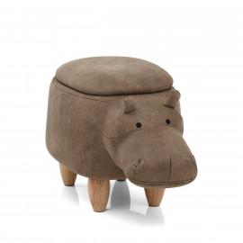 Tabouret de Rangement Enfant - Hippo