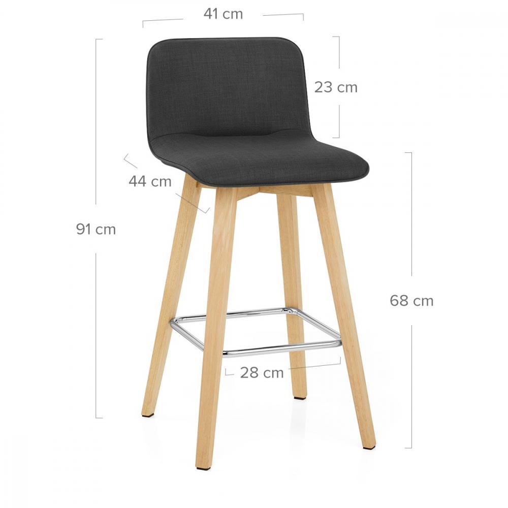 Bar Tissu Chaise De Chêne Tide 8n0OwPk