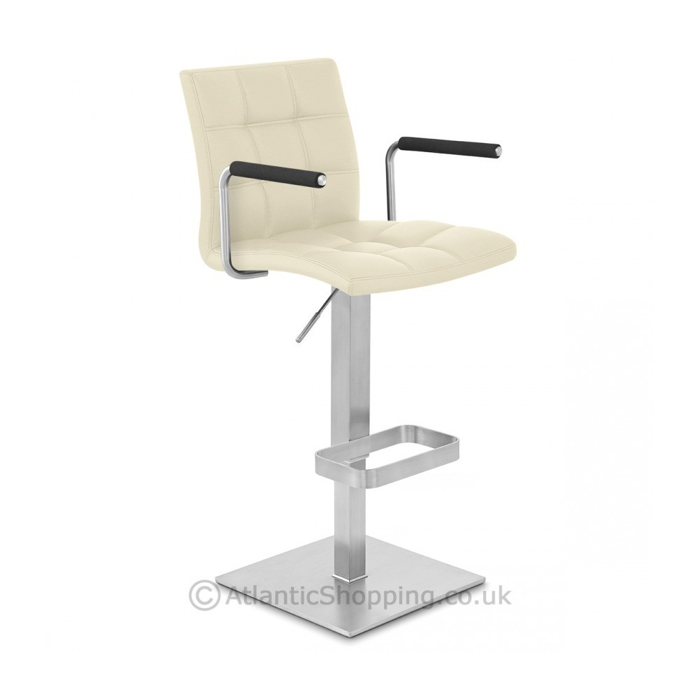 Chaise bar avec accoudoir - Chaise de bar confortable ...