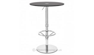 Tables de bar 100 110 cm monde du tabouret for Coin tavoli